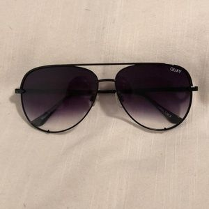 QuayxDesi High Key Fade Sunglasses